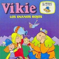 Tebeos: VIKIE-EL VIKINGO DE LA TELE-ERSA- Nº 25 -LOS ENANOS ROJOS-1977-CASI BUENO-DIFÍCIL-LEAN-4350. Lote 243579175