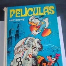 Tebeos: PELICULAS WALT DISNEY COLECCION JOVIAL 1980, TOMO 30 , VER FOTOS. Lote 244568935