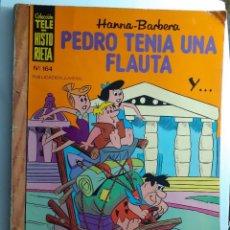 Tebeos: TELE HISTORIETAS-ERSA-Nº 164 -LOS PICAPIEDRA-EL OSO YOGUI-1982-DIFÍCIL-CORRECTO-LEA-4390. Lote 246314765