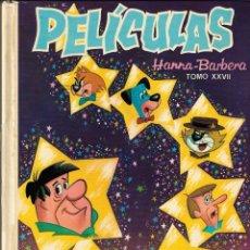 Tebeos: PELICULAS HANNA-BARBERA - TOMO Nº 27 - XXVII - COLECCIÓN JOVIAL - 1ª EDICIÓN, 1974.. Lote 246868915