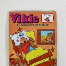 Tebeos: VIKIE EL VIKINGO DE LA TELE Nº 72 - EL DOLIENTE PACIENTE - ERSA - 125 PTAS - AÑO 1984. Lote 246895410
