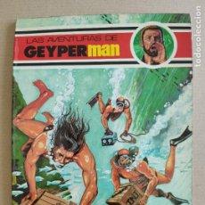 Tebeos: LAS AVENTURAS DE GEYPERMAN - EDICIONES RECREATIVAS - 1978 - Nº 1. Lote 248277870