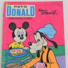Tebeos: PATO DONALD Nº 219 - EDITORIAL ERSA AÑO 1975. Lote 251194405