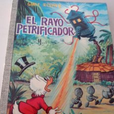 Tebeos: TEBEO COLECCION DUMBO Nº 51 EL RAYO PETRIFICADOR. AÑO 1969. EDICIONES ERSA. WALT DISNEY REF. GAR 333. Lote 251249260