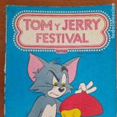 Tebeos: TOM Y JERRY FESTIVAL Nº 50. EDICIONES RECRETAIVAS 1981. Lote 253884070