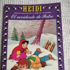 BDs: HEIDI Nº 14 - EDITA : EDICIONES RECREATIVAS. Lote 136609206