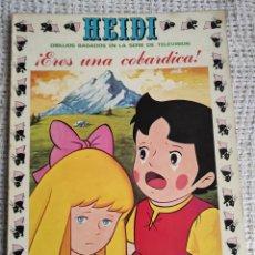 BDs: HEIDI Nº 13 - EDITA : EDICIONES RECREATIVAS. Lote 136609286