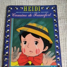 BDs: HEIDI Nº 5 - EDITA : EDICIONES RECREATIVAS. Lote 136609830