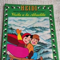 BDs: HEIDI Nº 3 - EDITA : EDICIONES RECREATIVAS. Lote 142944550