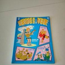 Tebeos: COMIC TEBEO HEROES DE LA TELE 1983 HANNA BARBERA BUEN ESTADO EN GENERAL SCOOBY DOO. Lote 260862275
