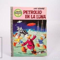 Tebeos: CÓMIC COLECCIÓN DUMBO - PETROLEO EN LA LUNA Nº 112 / WALT DISNEY - EDICIONES ERSA - AÑO 1974. Lote 262745930