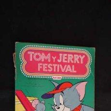 Tebeos: TOM Y JERRY FESTIVAL NUMERO 30 EDICIONES RECREATIVAS, E.R.S.A., AÑO 1980. Lote 263160795
