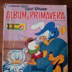 Tebeos: ALBUN DE PRIMAVERA WALT DISNEY. Lote 264691199