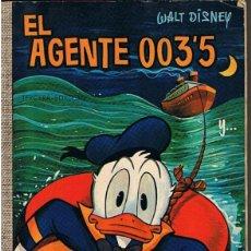Tebeos: DUMBO, NÚMERO 38. EL AGENTE 003'5. WALT DISNEY EDITORIAL ERSA AÑO 1971. Lote 269017774