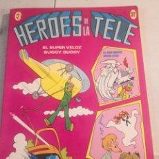 Tebeos: HEROES DE LA TELE Nº 37 EDITA ERSA. Lote 270896423
