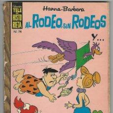 Tebeos: EDICIONES RECREATIVAS. TELE HISTORIETA. 74. ERSA.. Lote 271332993