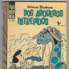 Tebeos: EDICIONES RECREATIVAS. TELE HISTORIETA. 80. ERSA.. Lote 271338203