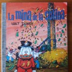 Tebeos: LA MINA DE LA COLINA (WALT DISNEY). Lote 272127283