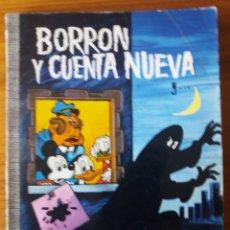 Tebeos: BORRON Y CUENTA NUEVA (WALT DISNEY). Lote 272128118