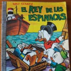 Tebeos: EL REY DE LAS ESPINACAS(WALT DISNEY). Lote 272132888