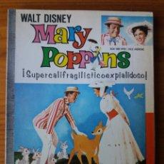 Tebeos: MARY POPPINS(WALT DISNEY). Lote 272136128