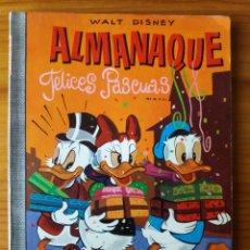 Tebeos: ALMANAQUE (WALT DISNEY). Lote 272136588