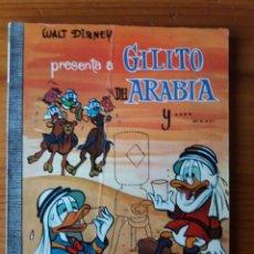 Tebeos: GILITO DE ARABIA (WALT DISNEY). Lote 272136998