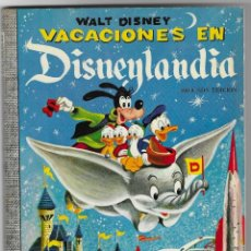 Livros de Banda Desenhada: DUMBO -- Nº 10 VACACIONES EN DISNEYLANDIA -- 2ª EDICIÓN. Lote 273172178