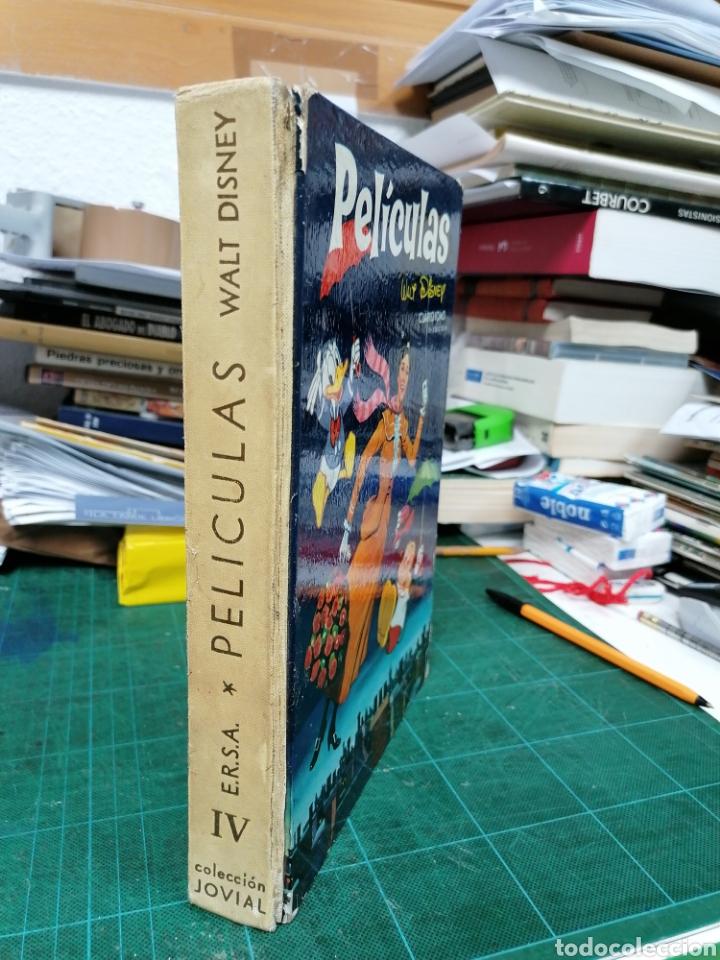 Tebeos: Películas Walt Disney. Cuarto tomo. 3 ª edición - Foto 2 - 275029923