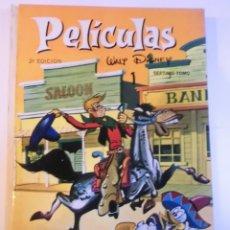 Tebeos: PELICULAS WALT DISNEY - TOMO VII - E.R.S.A. - 1968 – SEGUNDA EDICION. Lote 276203863