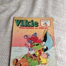 Tebeos: VIKIE EL VIKINGO DE LA TELE Nº 17 -EDICIONES RECREATIVAS. Lote 276592863