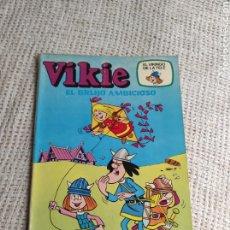 Tebeos: VIKIE EL VIKINGO DE LA TELE Nº 19 -EDICIONES RECREATIVAS. Lote 276593928