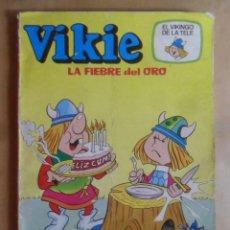 Tebeos: VIKIE EL VIKINGO LA FIEBRE DEL ORO - ERSA ED. RECREATIVAS - 1975. Lote 278875323