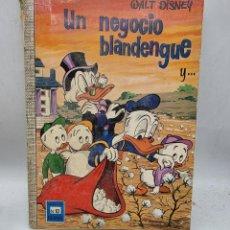 Tebeos: UN NEGOCIO BLANDENGUE. WALT DISNEY. Nº 63. PAGS: 79.. Lote 278925588