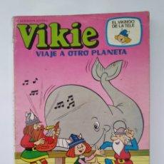 Livros de Banda Desenhada: VIKIE Nº 61 VIAJE A OTRO PLANETA EL VIKINGO DE LA TELE ERSA 1982 RV. Lote 279552893