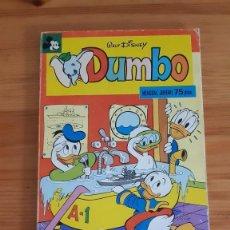 Livros de Banda Desenhada: COMICS. COLECCIÓN DUMBO. WALT DISNEY Nº4. Lote 287698983