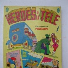 Tebeos: HÉROES DE LA TELE - Nº 13 - E.R.S.A. - AÑO 1979.. Lote 288644138