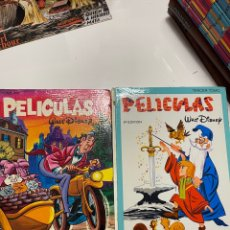 Livros de Banda Desenhada: PELÍCULAS DISNEY. Lote 288733103