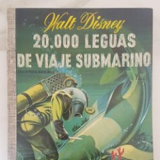Tebeos: NUEVO 20000 LEGUAS DE VIAJE SUBMARINO COLECCION DUMBO 33 WALT DISNEY ERSA DONALD MICKEY DON. Lote 288912523