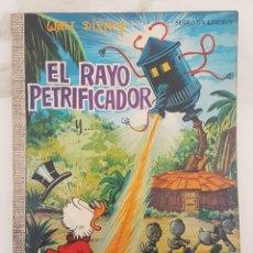 Tebeos: EL RAYO PETRIFICADOR COLECCION DUMBO 51 WALT DISNEY ERSA DONALD MICKEY DON. Lote 288913043