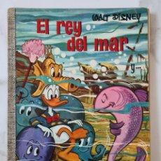 Tebeos: EL REY DEL MAR COLECCION DUMBO 69 WALT DISNEY ERSA DONALD MICKEY DON. Lote 290011278