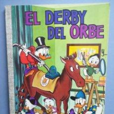 Tebeos: DUMBO. Nº 35. EL DERBY DEL ORBE . ERSA.. Lote 293149668