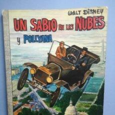 Livros de Banda Desenhada: DUMBO. Nº 43. UN SABIO EN LAS NUBES Y POLLYANA . ERSA.. Lote 293150393