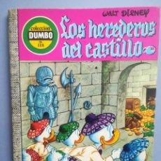 Tebeos: DUMBO. Nº 118. LOS HEREDEROS DEL CASTILLO . ERSA. ¡DIFÍCIL!. Lote 293150878