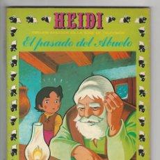Tebeos: EDICIONES RECREATIVAS. HEIDI. 15.. Lote 293750193