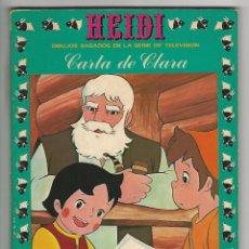 Tebeos: EDICIONES RECREATIVAS. HEIDI. 10.. Lote 293750213
