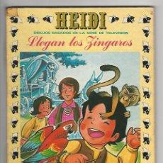 Tebeos: EDICIONES RECREATIVAS. HEIDI. 20.. Lote 293750228