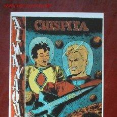Tebeos: CHISPITA ( ALMANAQUE 1956 ). Lote 27079717