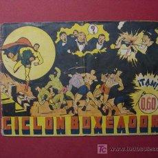 Tebeos: CICLON EL SUPERHOMBRE (H. AMERICANA). ¡¡ 1ª EDICION DE SUPERMAN !!. Lote 26756275