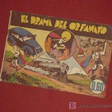 Tebeos: CICLON EL SUPERHOMBRE (H. AMERICANA). ¡¡ 1ª EDICION DE SUPERMAN !!. Lote 26756276
